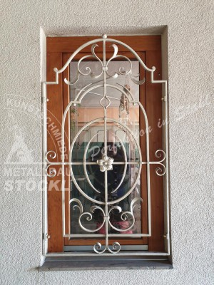 Kunstschmiede Fenstergitter........