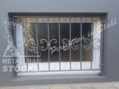 Kunstschmiede Fenstergitter