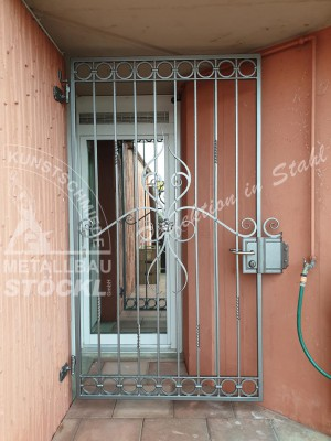 Kunstschmiede Türen-Türgitter....