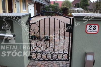 Kunstschmiede Türen & Türgitter 12