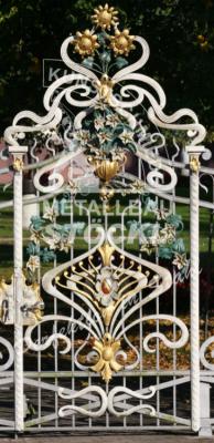 Kunstschmiede Türen