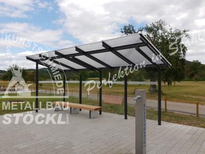 Metallbau Überdachungen (3)