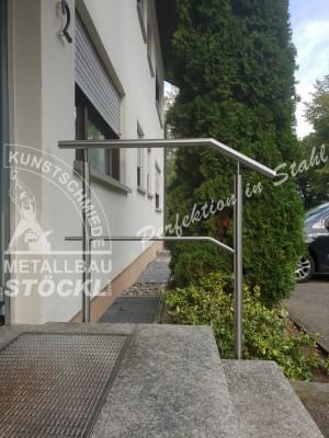 Metallbau Handläufe